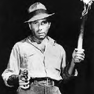 At left is our first classic fedora from the legendary Bogart film, Treasure of the Sierra Madre.