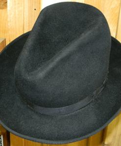 Drake the Ripper Custom Handmade Fedora Hat