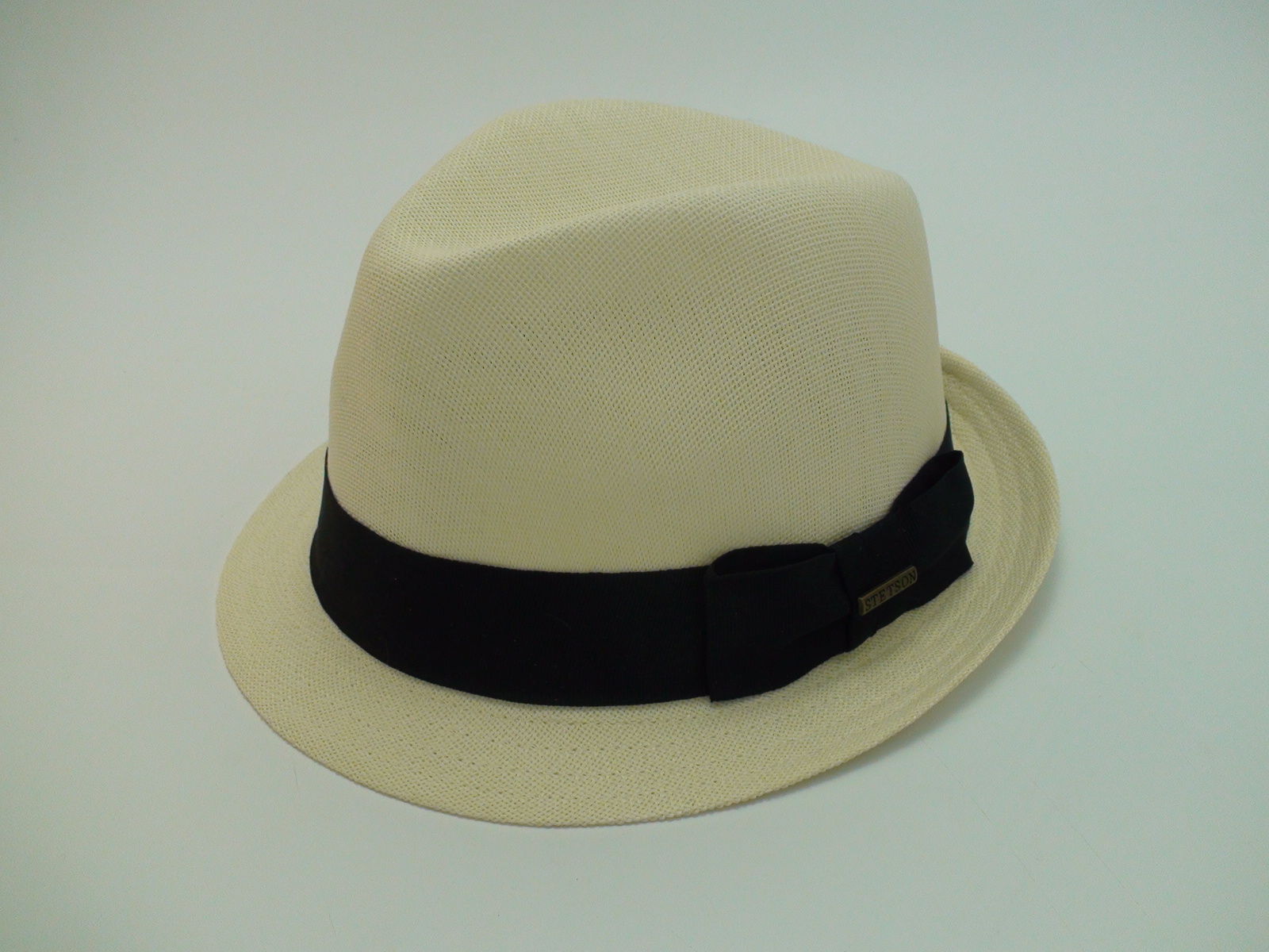 Stetson Vermont Mesh Hat Lightweight Polyester Fedora Tilby 7c3b4c8cad1