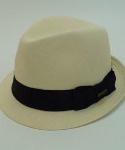Stetson Vermont Mesh Hat Lightweight Polyester Fedora Tilby