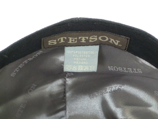 Stetson Ivy Polyester Jacquard Lining Driving Flat Cap