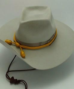 The Calvary Custom Made Beaver Fur Felt Cowboy Movie Hat