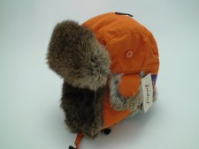 Paul Lienburd Crown Cap Fur-Trimmed Bombardier Aviator Winter Hat