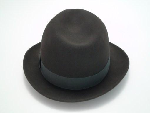 Dobbs Fifth Avenue Nitro Graphite Fur Felt Fedora Hat