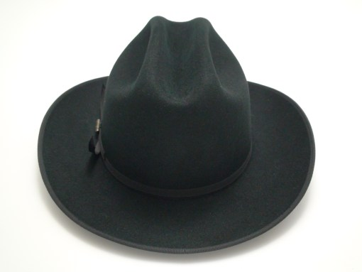 Stetson Open Road 4X Beaver Black Cowboy Hat
