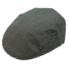 Stetson Wool Cap Tweed Houndstooth Ivy Golf Driving Flat Cap