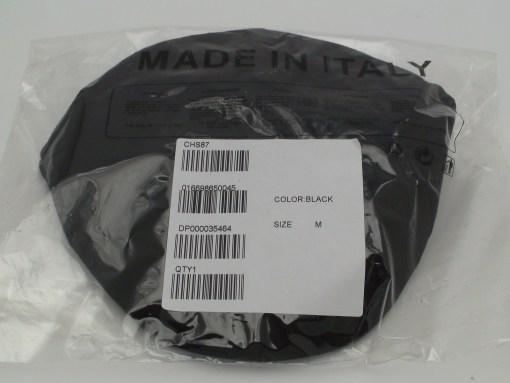 Christys' 8 Piece Baker Boy Black 100% Linen Flat Cap