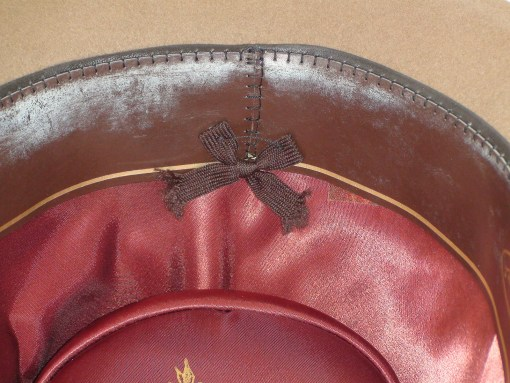 Stetson Gun Club Eddie Bauer Brown Fur Felt Cowboy Hat