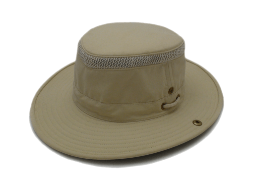 Tilley LTM3 Snap-Up Airflo Natural Outdoor Safari Hat