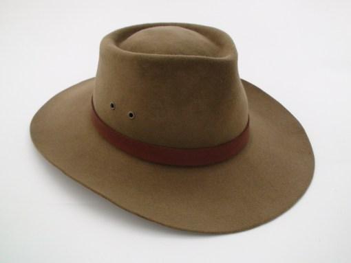 Stetson 4X Beaver Safari Collection Brown Cowboy Hat