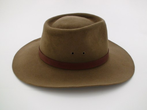 Stetson 4X Beaver Safari Collection Brown Cowboy Hat