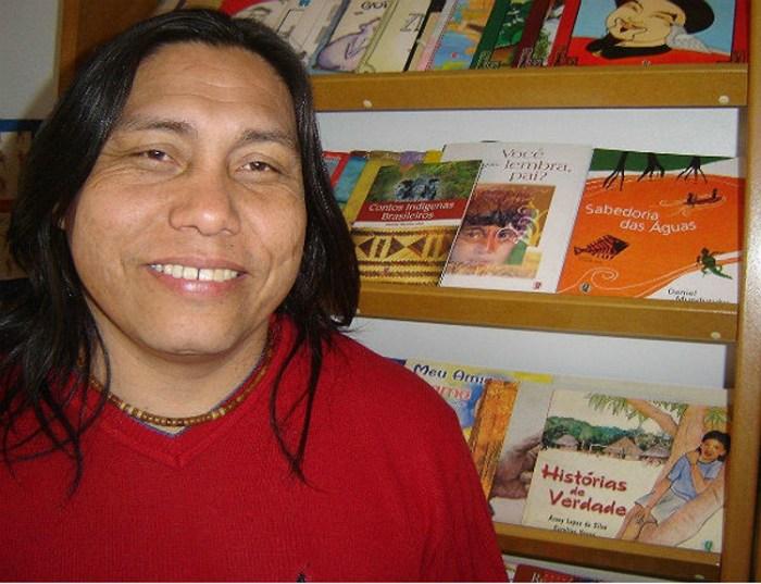 Daniel Munduruku - Foto Editora Global