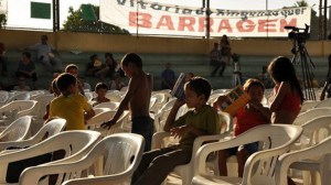 Impactos sociais de grandes empreendimentos - Foto da Campanha Pare Belo Monte