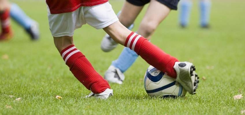 futebol infantil - o risco do sonho com a bola