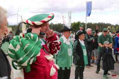 6. Tage des Donners in Bernau - Schützengilde 1418 zu Bernau e.V.