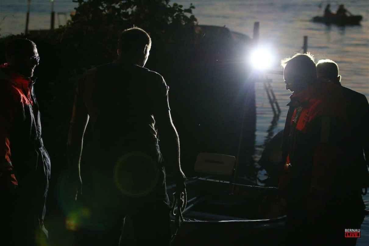 Person nach Bootsausflug auf dem Oberuckersee vermisst