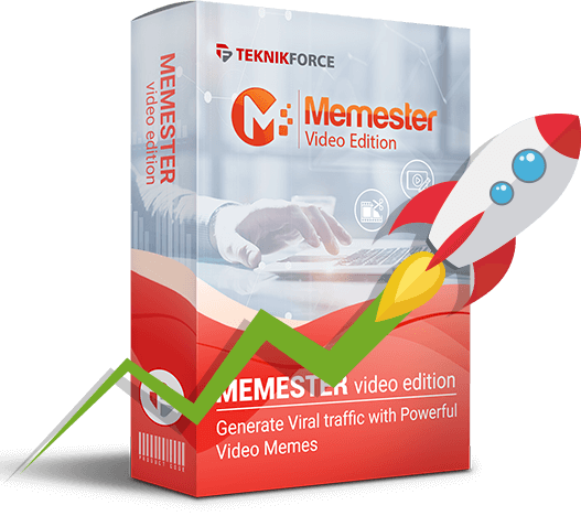 Memester Video Edition merchandise box
