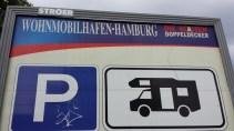Nicht nur dicke Pötte konnen in Hamburg einlaufen.