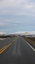Letzte Bilder aus dem Nordland.