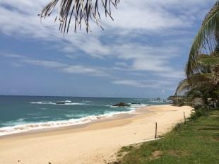La playa de Palma Sola