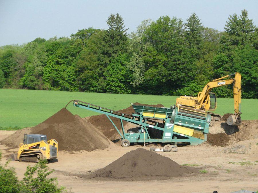 Landscaping Bulldozer