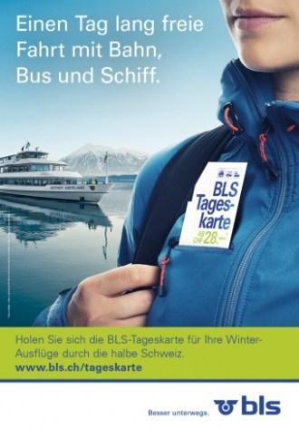 Plakat BLS hoch