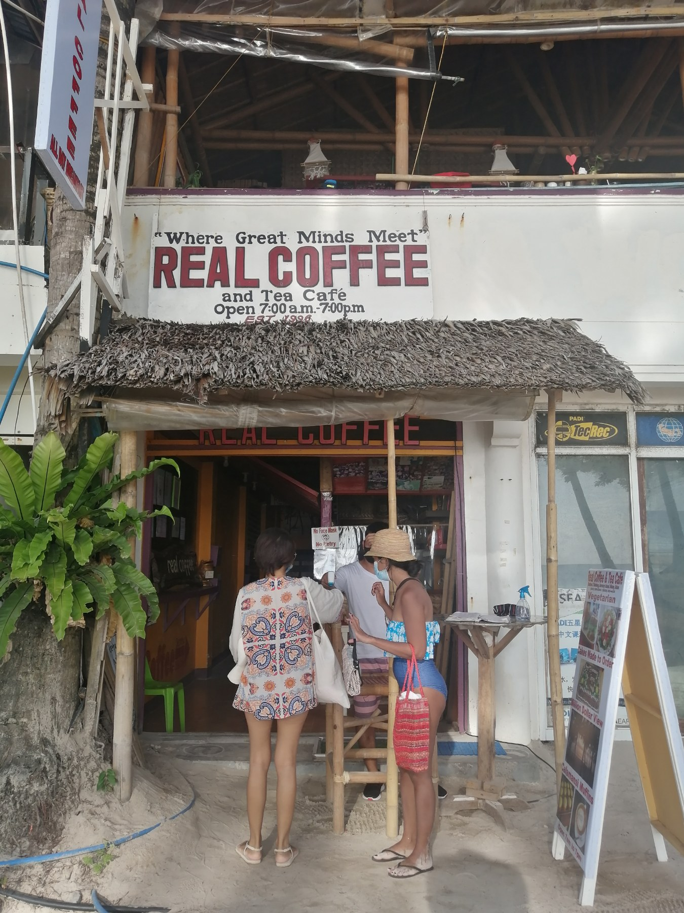 Boracay in the New Normal: Where to Eat (Part 1)