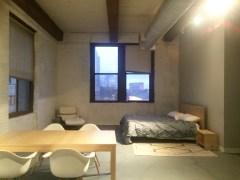 DIY Loft in Downtown STL!