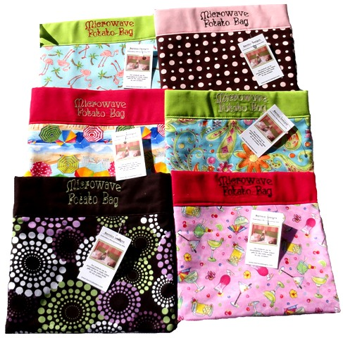 microwave potato bags mothers day gifts bags mom