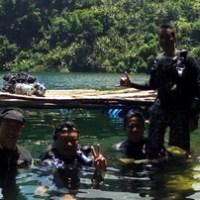 The Great Pin-Ball Run of Lake Bababu