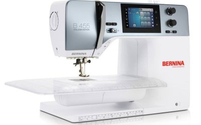 Nouveau: Bernina 455 College Edition