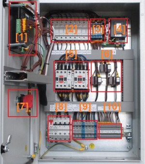 AMF controller Automatic Mains Failure Relay – genset controller