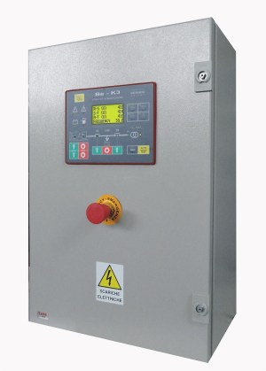 auto mains failure control panel – genset controller