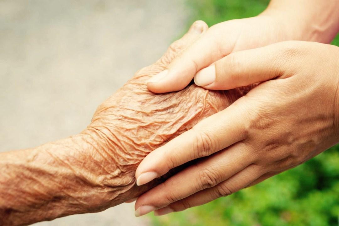 Palliatieve massage