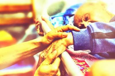 Massage voor palliatieve zorg en ouderen