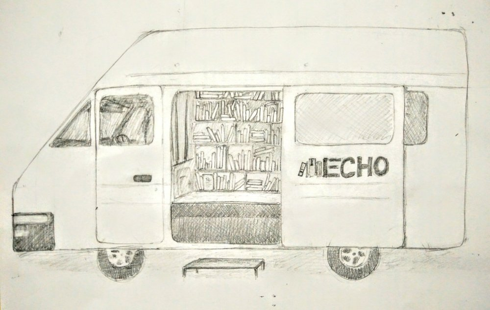 Mobile Library المكتبة المتنقلة