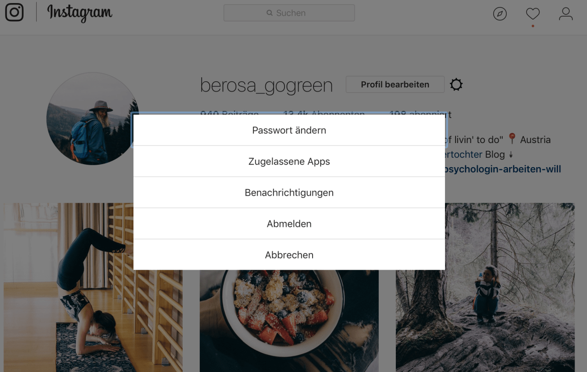 Shadow Ban auf Instagram loswerden