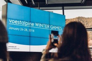 voestalpine Winter Games 2018