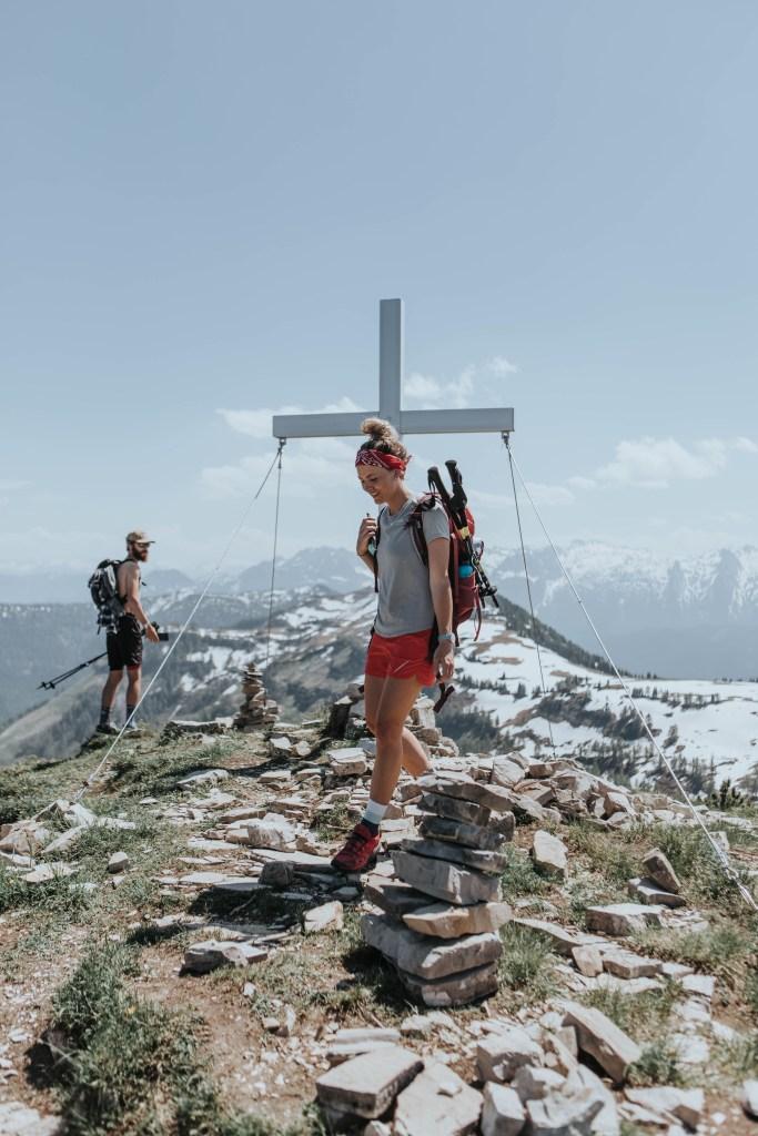 Osterhorn Gipfel – BergeSeen Trail