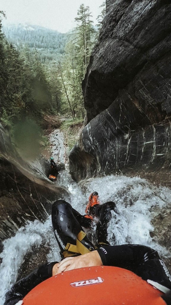 Canyoning Inn Action Week