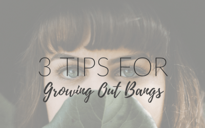 3 Tips For Growing Out Bangs