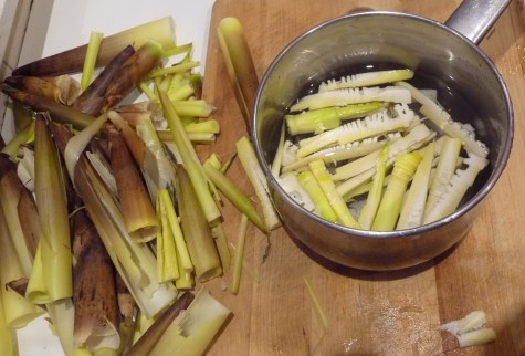 Bamboo peelings and hearts cropped
