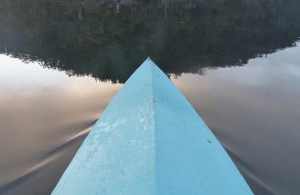 Dawn stillness on Cowan Creek