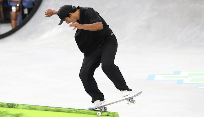 Kelvin Hoefler Reveals The 'Secrets Of Skateboarding' In Olympics Interview