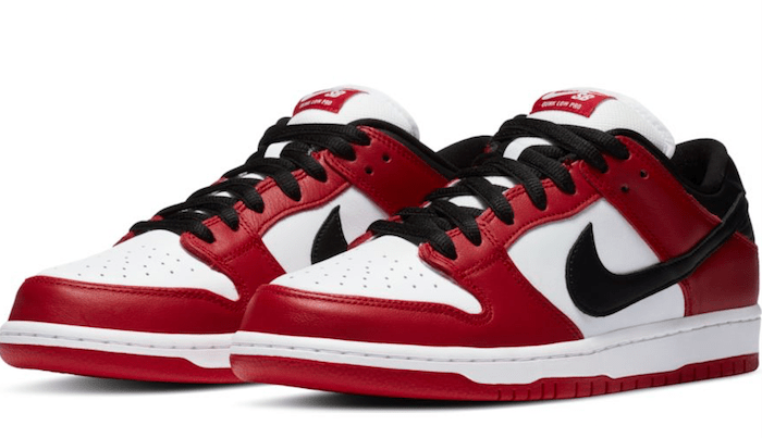 The Canteen's Nike SB 'J-Pack Chicago' Raffle Starts At 5pm PST