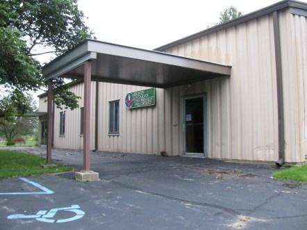 Fuller Hall Entry