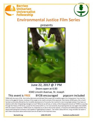 Environmental Justice Film Series