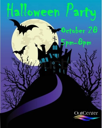 OutCenter Teen Pride Halloween Party