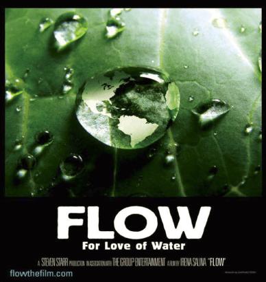 "Environmental Justice Film Series: ""FLOW: For Love Of Water"" @ Berrien Unitarian Universalist Fellowship"