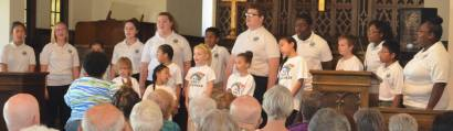 All God's Children Choir Performance @ First Presbyterian Church | Buchanan | Michigan | United States